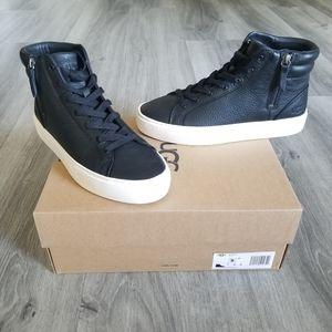 UGG Olli Leather Sneakers